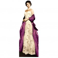 First Lady Jacqueline Kennedy Cardboard Cutout