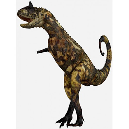 Carnotaurus Dinosaur Cardboard Cutout