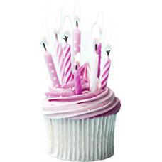 Birthday Cupcake Cardboard Cutout