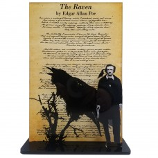 Edgar Allan Poe -- The Raven