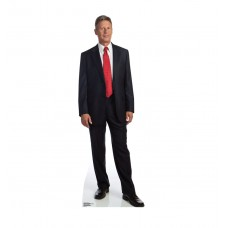 Governor Gary Johnson Cardboard Cutout