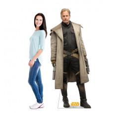 "Beckettâ""¢(Star Wars Han Solo Movie) Cardboard Cutout"