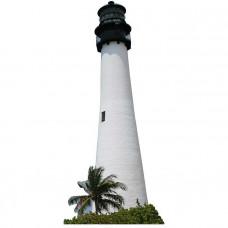 Cape Florida Lighthouse Cardboard Cutout