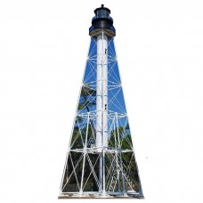 Cap San Blas Lighthouse Cardboard Cutout