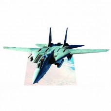 F14 Tomcat Cardboard Cutout
