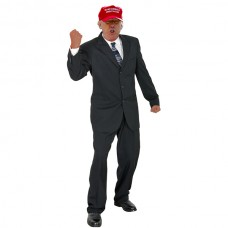 V1 Donald Trump Red Hat Version 1 Cardboard Cutout