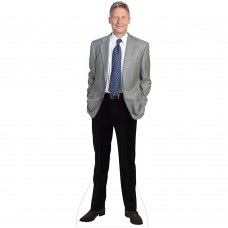 Gary Johnson Cardboard Cutout