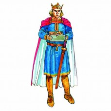 King Athelred Cardboard Cutout