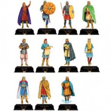 British Kings and Queens Pack 1 871-1035 Cardboard Cutout