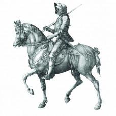 Don Quixote Cervantes Cardboard Cutout