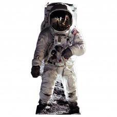 Astronaut Buzz Aldrin Cardboard Cutout