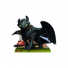 Toothless - HTTYD Cardboard Cutout