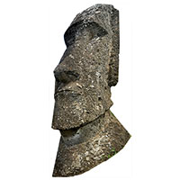 Historical Monuments Cardboard Standees